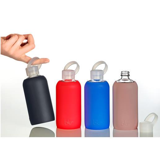 bkr Trinkflasche - Die Wasserflasche der Hollywoodstars und Supermodels. Stylisher Look, gesund und umweltfreundlich.