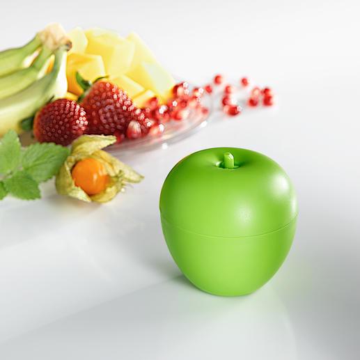 Fruchtfliegenfalle, 3er-Set - Schluss mit lästigen Fruchtfliegen. Effektive und umweltfreundliche Falle in dekorativer Apfel-Optik.