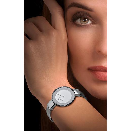 Milanaise-Armbanduhr