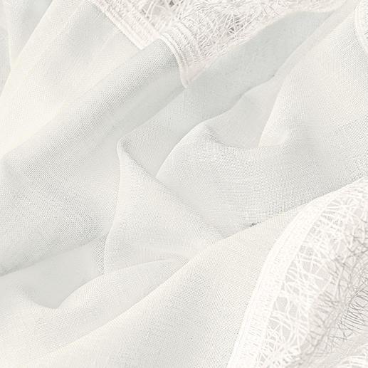 """Vorhang """"Glory"""", 1 Vorhang Lieblingsstoff Leinen: Zart, leicht und licht wie selten."""