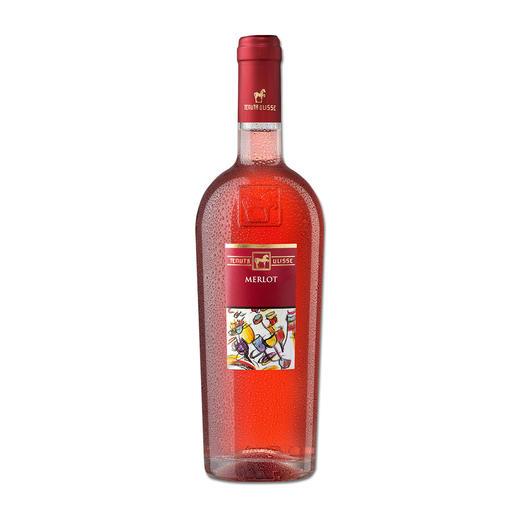 Merlot Rosato 2016, Tenuta Ulisse, Abruzzen, Italien Der beste Rosé Italiens. Unter 400 (!) Konkurrenten. (Annuario dei Migliori Vini Italiani 2018)