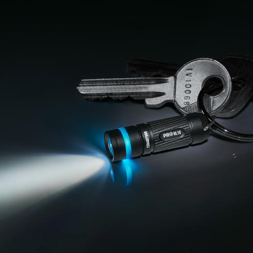 Mikro-LED-Strahler, 2er-Set - Die wohl kleinste, stärkste und robusteste Mikro-Taschenlampe der Welt.