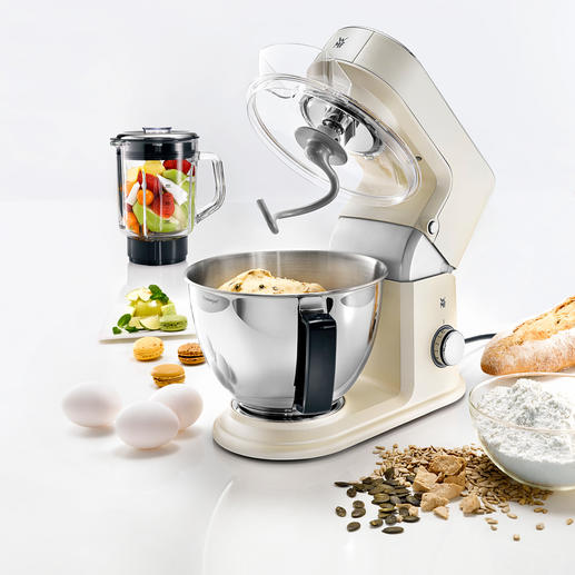 WMF KÜCHENminis Küchenmaschine - Auf kleinstem Raum: alles, was Sie von einer professionellen Küchenmaschine erwarten.