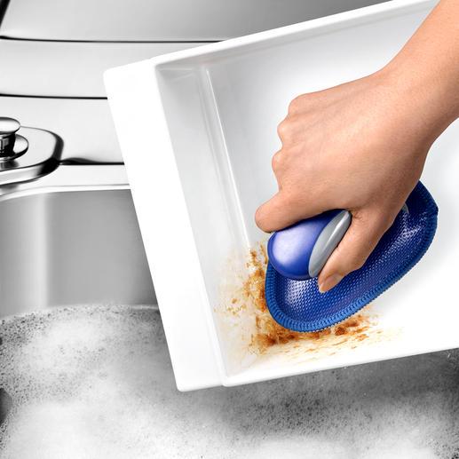 Power-Reinigungs-Duo - Das Power-Duo für perfekte Sauberkeit und strahlenden Glanz. Ersatz für viele Reinigungsschwämme und ‑tücher.