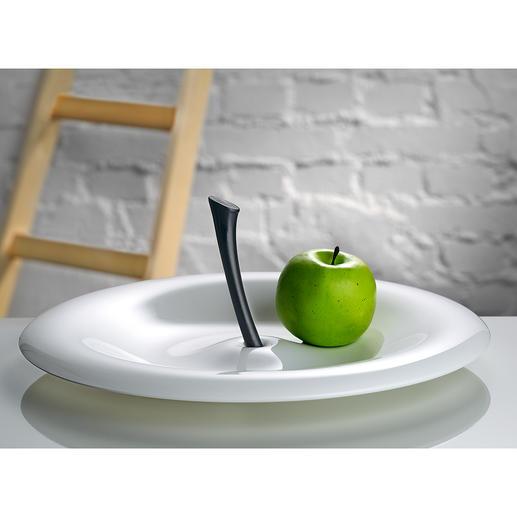"""Koziol Obstschale """"Big Apple"""" - Von der Natur inspiriert: Die Obstschale """"Big Apple"""". Elegant geschwungenes Design."""