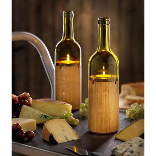 Weinlicht - Stimmungsvolle Lichtquelle für das Candle-Light-Dinner auf Balkon und Terrasse.