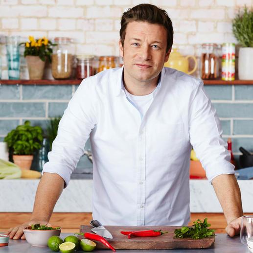 Empfohlen von Starkoch Jamie Oliver.