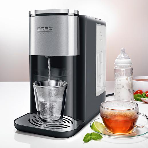 Caso Heißwasserspender HW 500 - In 5 (!) Sekunden bereit: für 1 Tasse oder bis zu 2,2 Liter heißes Wasser.