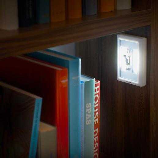 Ideal auch als Zusatzbeleuchtung in Schränken...