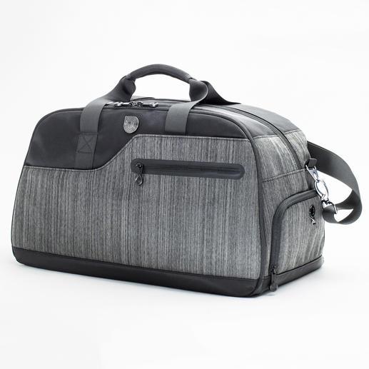 Statt 3 verschiedener Taschen die eine perfekte für Business, Sport und Reise. Statt 3 verschiedener Taschen die eine perfekte für Business, Sport und Reise.