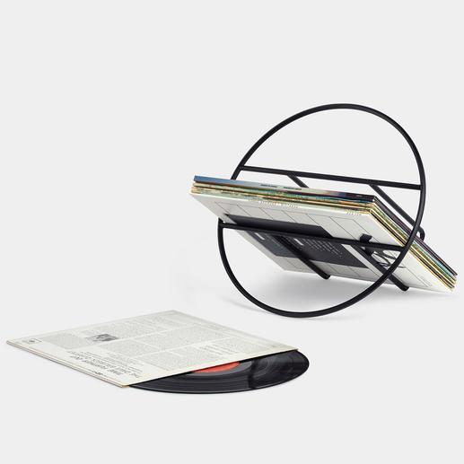 Aufrecht platziert werden die u-förmigen Bügel zu stabilen Seitenstützen.