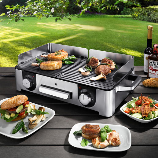 wmf lono master grill barbecue elektrogrill kaufen. Black Bedroom Furniture Sets. Home Design Ideas