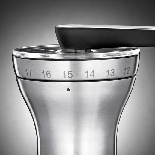 18-Stufen-Hand-Kaffeemühle