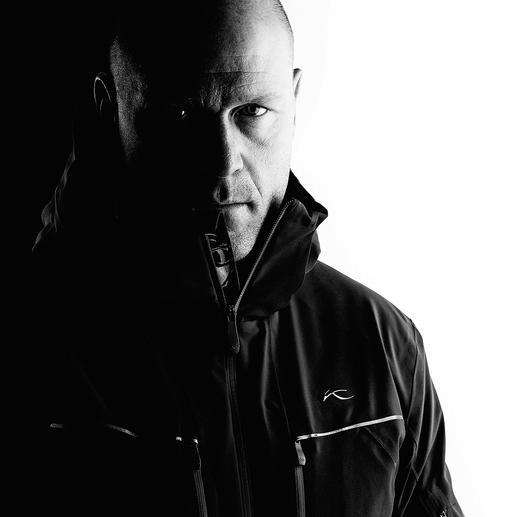 Ski-Ausnahmetalent Didier Cuche, Testfahrer bei KJUS.