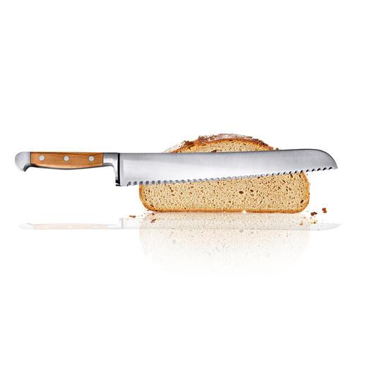 Brotmesser Franz Güde - Größer, stärker, schärfer: das Brotmesser, das Sie ein Leben lang begleiten wird.