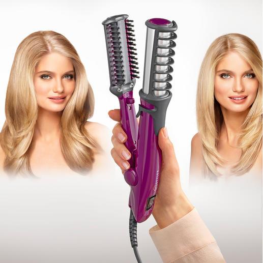 InStyler® Titanium - Glättet, wellt, gibt Volumen – und schont Ihr Haar.