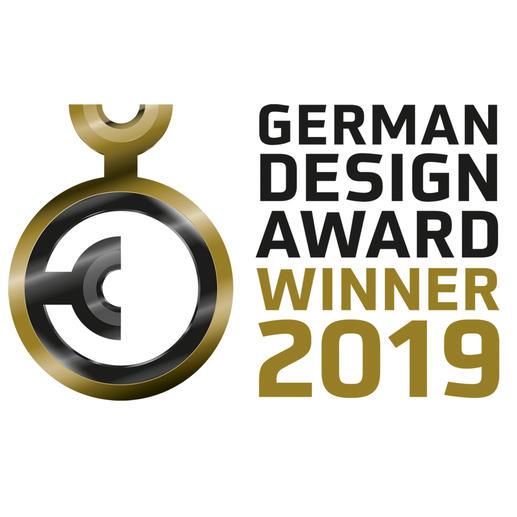 """Servieren Sie Ihrem Vierbeiner Genuss """"on the rocks"""" – ausgezeichnet mit dem German Design Award2019."""