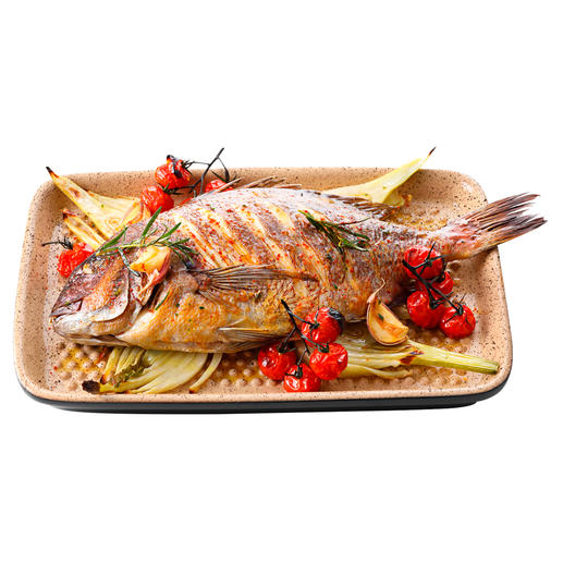 RÖMERTOPF® Lafer-BBQ-Grillplatte