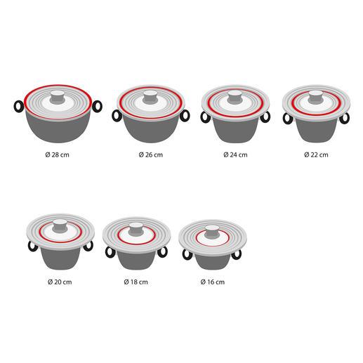 7 in 1 universaldeckel 3 jahre garantie pro idee. Black Bedroom Furniture Sets. Home Design Ideas