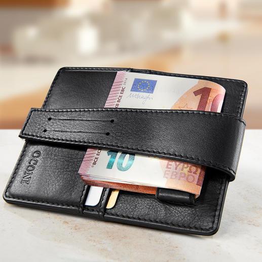 Deep Pocket Wallet Bewahren Sie Ihr Geld wie die Amerikaner – ganz tief in der Hosentasche.