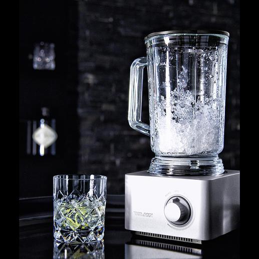 TURMIX Standmixer Platinum - Kraftvoll. Langlebig. Und schön. Design- und Produktqualität made in Switzerland.