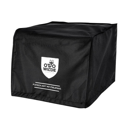 Abdeckhaube und Aufbewahrungsbox separat erhältlich.
