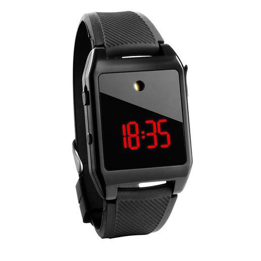 120-Dezibel Alarm-Armbanduhr