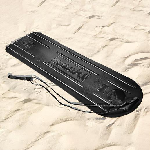 ...und sogar Sand.