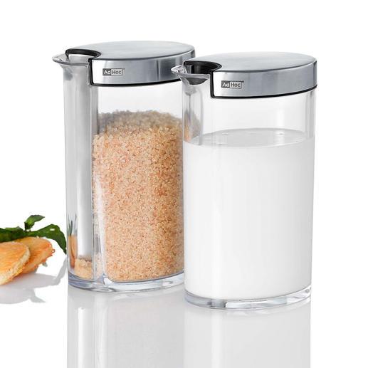 2-g-Zuckerportionierer - Selten: der Zuckerportionierer für die kleine 2-g-Portion (statt 4-5 g).
