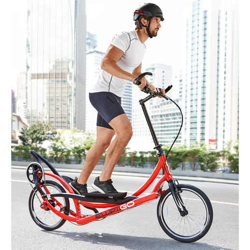 ElliptiGO 8C Die gelenkschonende Kombination aus Laufen, Radfahren und Ellipsentrainer.