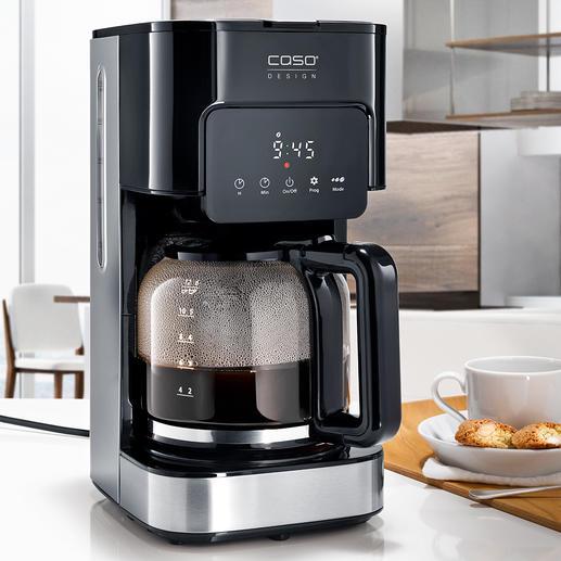 Caso Kaffeemaschine Taste & Style - Alles, was Sie von einer perfekten Filter-Kaffeemaschine erwarten. Zum sehr guten Preis. Design- und Produktqualität von Caso.