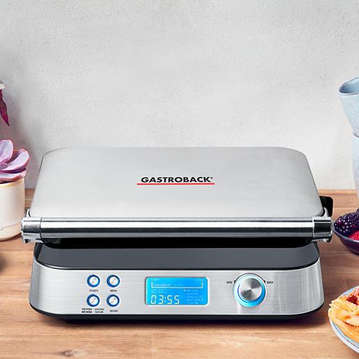 Gastroback Waffelautomat Advanced Control
