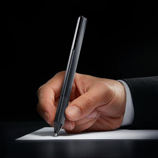 Pininfarina Kugelschreiber PF One - Präzisions-Kugelschreiber und viel beachtetes Lifestyle-Accessoire zugleich.