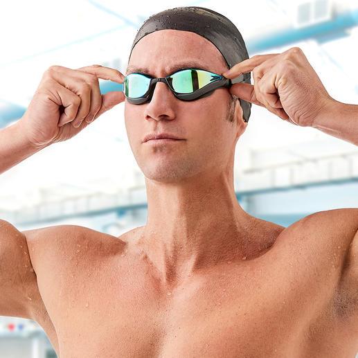 Speedo Fastskin Pure Focus Mirror Die schnellere Schwimmbrille ist auch die bessere.