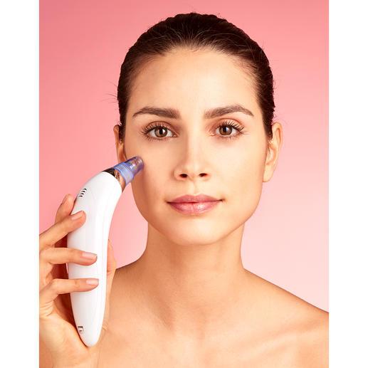 DermaSuction Vakuum-Hautreiniger