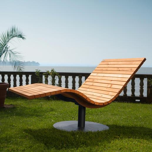 Sonnenliege SunDivan - Ihre Sonnenliege de luxe: am Pool, auf der Terrasse, im Garten und Saunabereich.