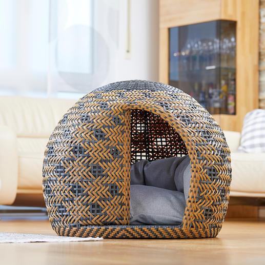 Bellfugio® Tierhaus Endlich ein stress- und strahlungsfreier Rückzugsort für Hund und Katze.