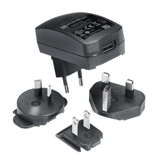 USB Steckernetzteil - Weltweit