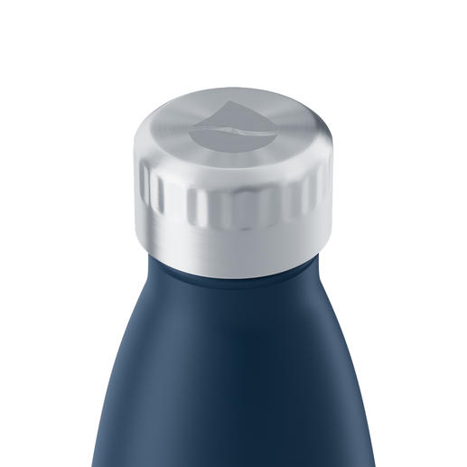 Isolierflasche, Midnight-Blue