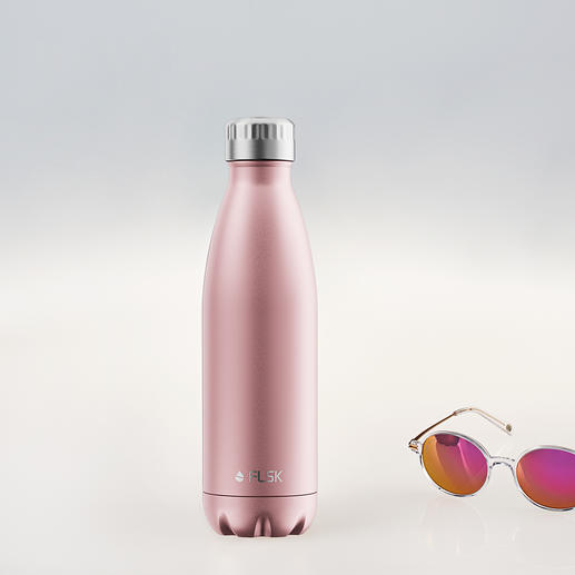 Isolierflasche, 0,5 l, Roségold