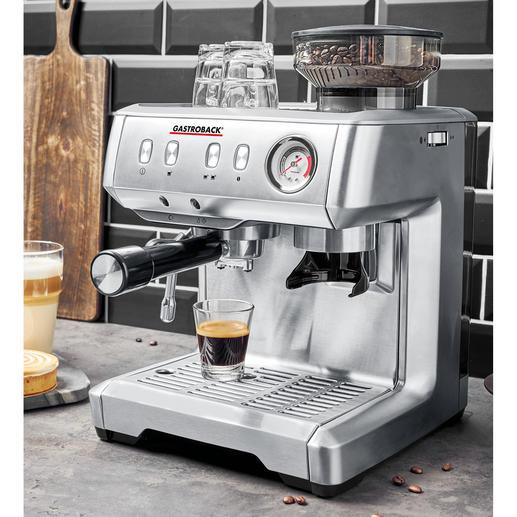 Siebträger Espressomaschine Barista Advanced - Professionelle Technik. Preisgekröntes Design. Top-Preis.