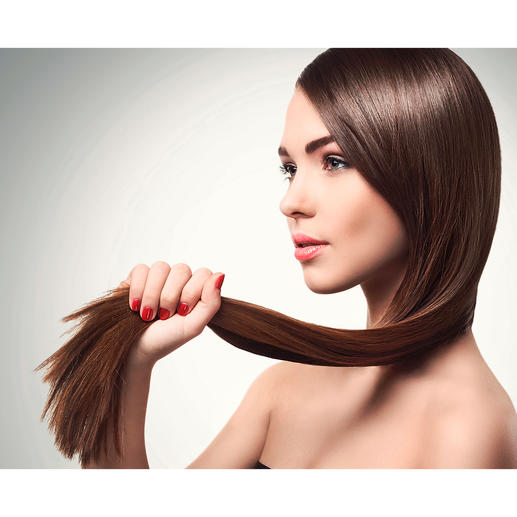 Kabelloser Mini-Haarstyler