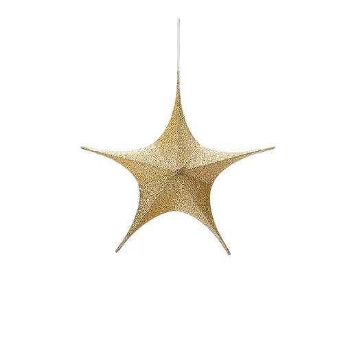 Goldfarben, 65cm