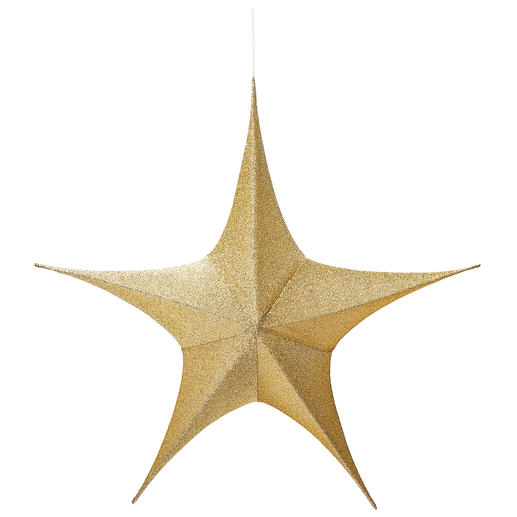 Goldfarben, 110cm