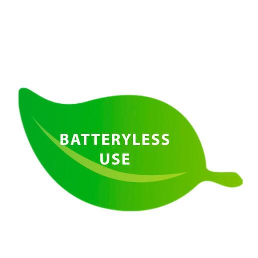 Batterielose Personenwaage BodyEnergyEcostyle