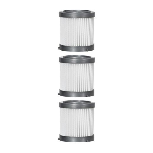 Separat erhältlich Ersatz-HEPA-Filter, 3er-Set