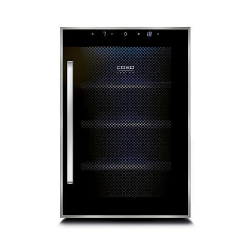 Weinkühlschrank mit 2 Temperaturzonen