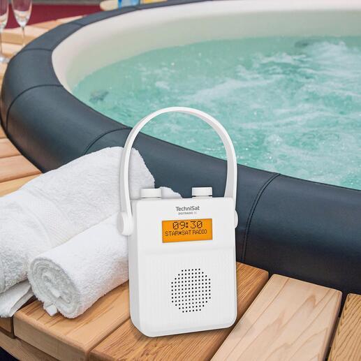 TechniSat Dusch- und Badradio