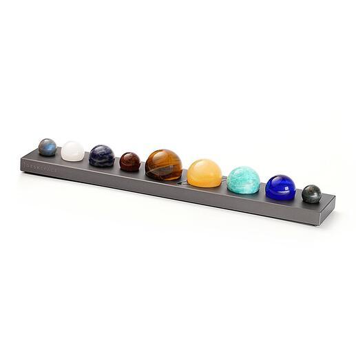 PlanetenaufAluminium-Sockel (ohneSonne)
