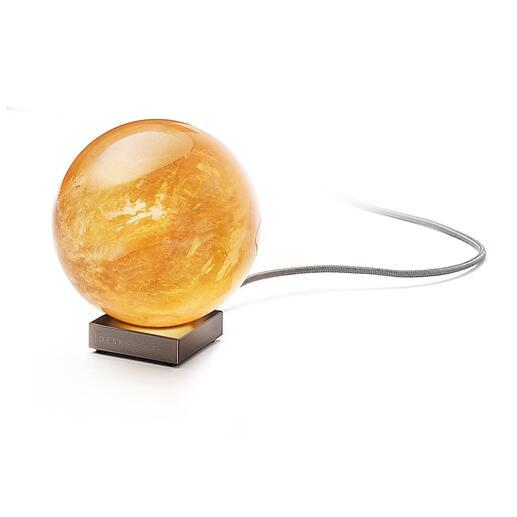 SonneaufAluminium-Sockel, mitLicht